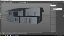 Architecture Cinema 4d
