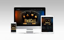 Сайт для приложения покер