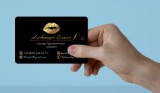 Дизайн VIP візитки і логотипу