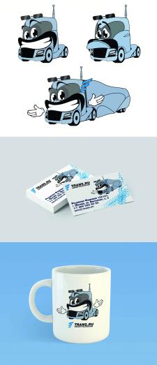 Фирменный стиль для транспортной организации