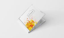 Фирменный диск для фото фестиваля