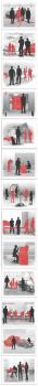 Серия рисунков на охранную тематику.
