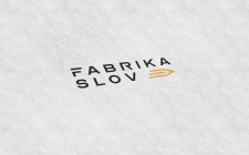 Разработка лого для Fabrika slov