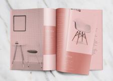 Каталог для магазина дизайнерских стульев