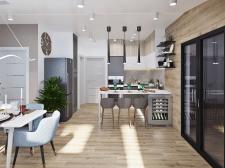 Дизайн-проект дома с мебелью IKEA