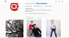 Оформление Instagram страницы TM FOX
