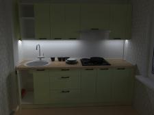 кухня ночь