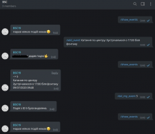 Telegram-бот для групи велоклубу