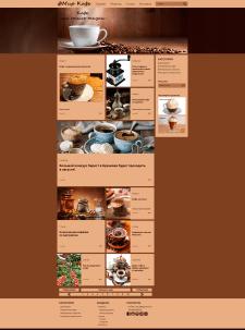 Блог о кофе