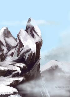 Горы (скетч)