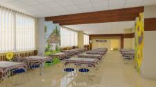 Дизайн їдальні заводу