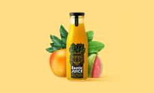 Упаковка сока Exotic Juice