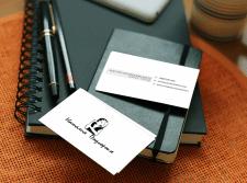 разработка логотип и визитки