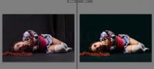 Обработка фотосесии