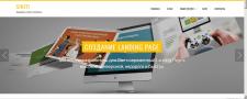 Создание корпоративного сайта Siniti