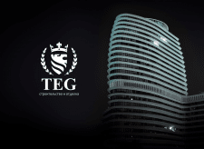 TEG Building & Construction Company Logo