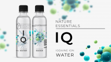 NATURE ESSENTIALS Iodine Ion Water
