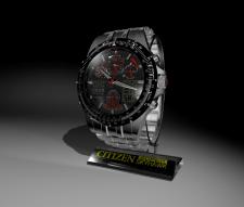 часы Sitizen SKY HAWK Radio controlled