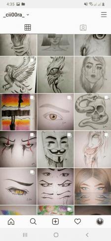 Art for Instagram