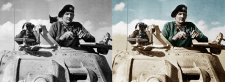 Британский генерал Бернард Монтгомери
