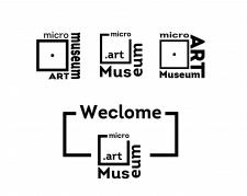 Логотип для музея