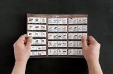 Буклет для службы доставки еды (внутри)
