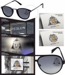 Разработка лого для бренда