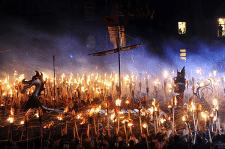 """Праздник викингов """"Ап Хелли Аа"""""""