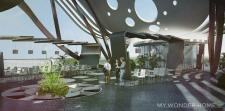 Концепт центра современного искусства в г. Одесса