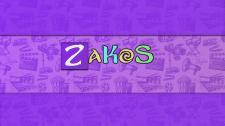 Стиль для Ютуб канала ZaKoS