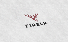 Логотип Firelk