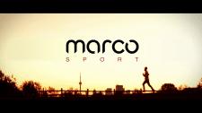 Создание логотипа для спорт одежды МАРКО СПОРТ