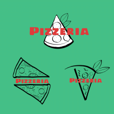 Логотип - пиццерия