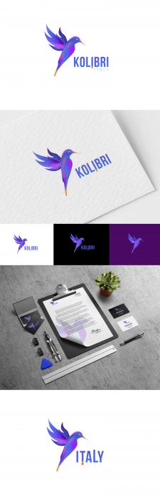 Фирменный стиль компании Kolibri