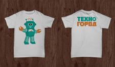 Корпаративная футболка
