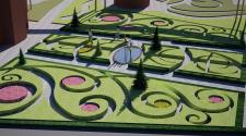 Благоустройство ботанического сада 3