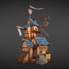 The Blue Wind Tavern