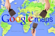 Парсинг c Google Maps