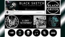 BLACK SKETCH | татуировки | Эскизы на заказ