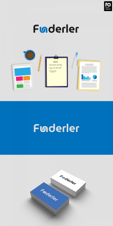 Разработка логотипа для Funderler