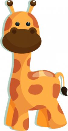 Иллюстрация Жирафлика