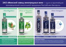 Презентор для алкогольной компании