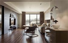 интерьер квартиры 245 м.кв. в США, Ньй-Йорк