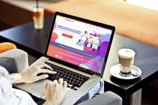 Сайт маркетингового агенства