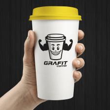 Розробка лого для кав'ярні спортивного залу