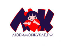 лого для магазина  кукол