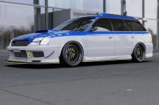 Тюнинг Subaru Legacy GT wagon BH5 2001