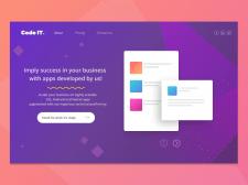 Code IT: Craft customer-centric apps