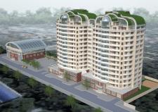Торгово жилищный комплекс