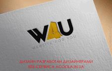 Логотип для сервиса W4U